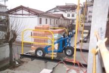 Geländegängiger Palettenhubwagen von Conhersa