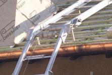 Leiterlift Toplift Highspeed von Böcker mit Knickstück