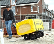 Plattformwagen Möbelhund von Matador 250 kg