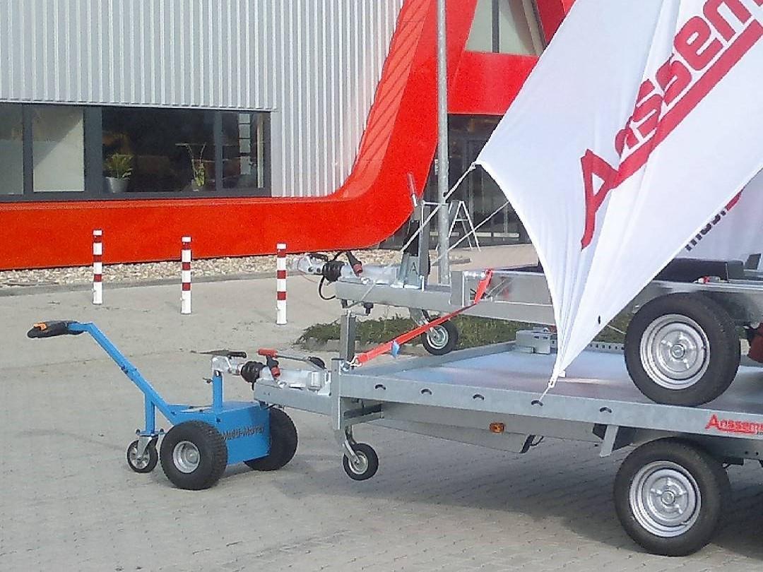 Multi-Mover mit Anhänger