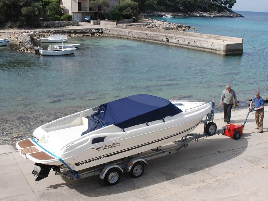 Multi-Mover mit Boot