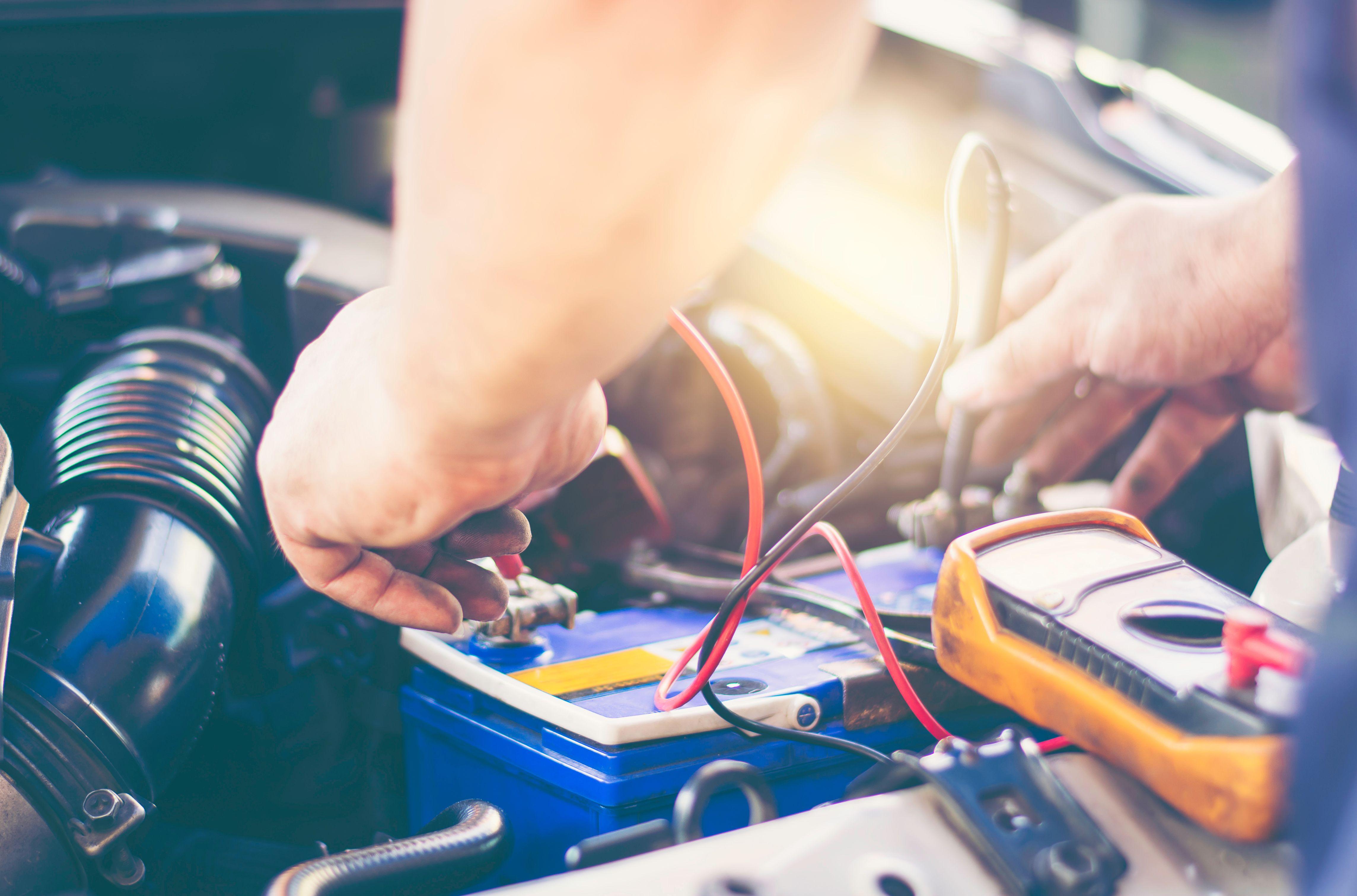 Elektrik - Reparatur
